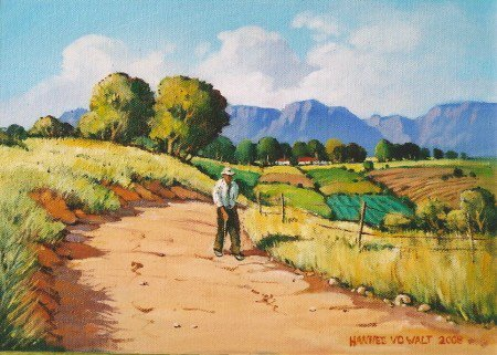 Oil on Canvas BoardSize: (357x254x4)mmFrame: (510x407x30)mmDonation St Paul's Golf Day 2012