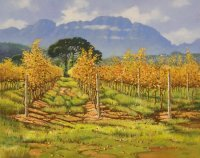 Oil on Stretched Canvas Size: (505x407x18)mm Frame: (650x550x35)mm SOLD 2011