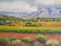 Oil on BoardSize: (400x305x3)mmFrame: (535x440x30)mmSOLD 2015 (Private Client Ferdi Visser - Australia)